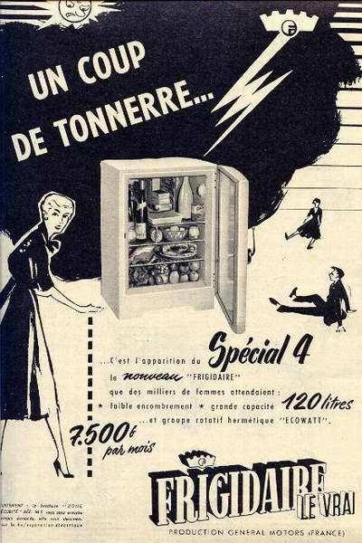 les ann es 1950. Black Bedroom Furniture Sets. Home Design Ideas